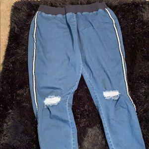Jeggins jeans